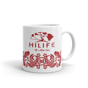 HiLife Mug Pareo Red