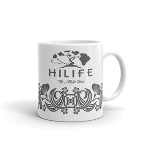 HiLife Mug Pareo Grey