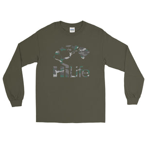 HiLife Long Sleeve Basic Camo