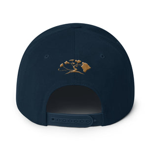 HiLife Hat Snapback Stamp Bronze