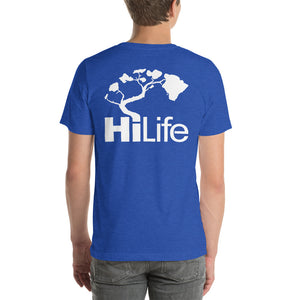 HiLife T-Shirt Basic Heather