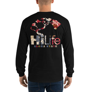HiLife Long Sleeve Basic Pau Hana