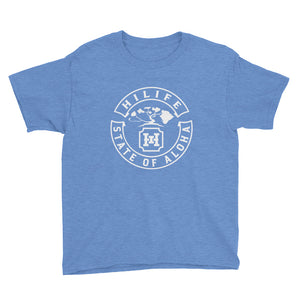 HiLife Youth T-Shirt State Seal