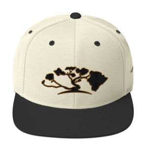 HiLife Clothing Snapback Cream