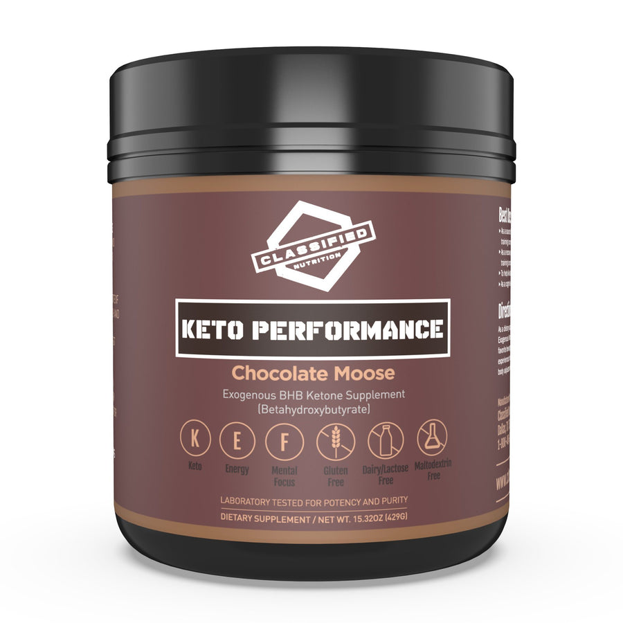 CHOCOLATE MOOSE KETONES