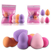 Makeup Sponge Blending Puff Flawless Powder Smooth - 4pcs