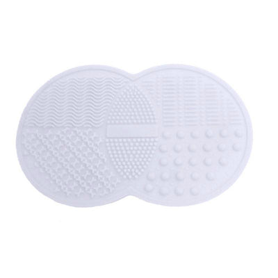 Makeup Silicone Brush Cleaner Pad Washing Scrubber Board Cleaning - 1pcs