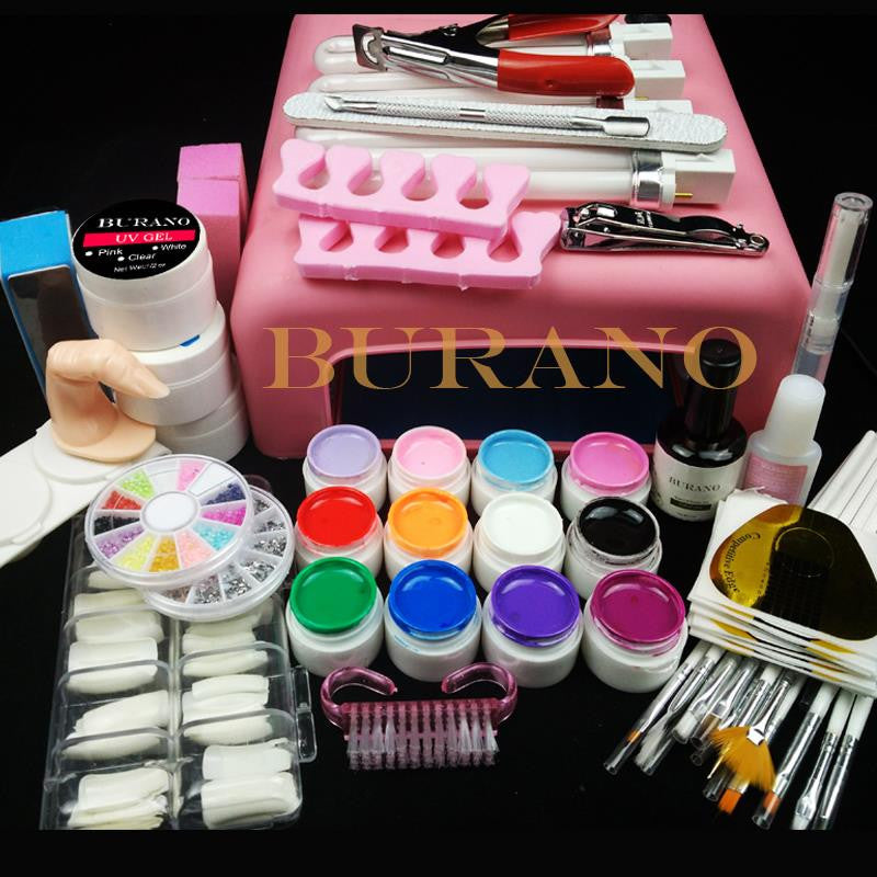 Nail Tools - Click Buy Beauty