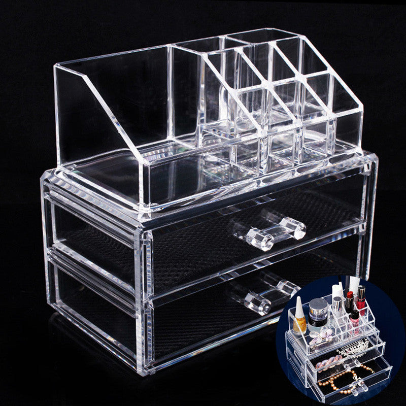 Cosmetic Makeup Storage Container