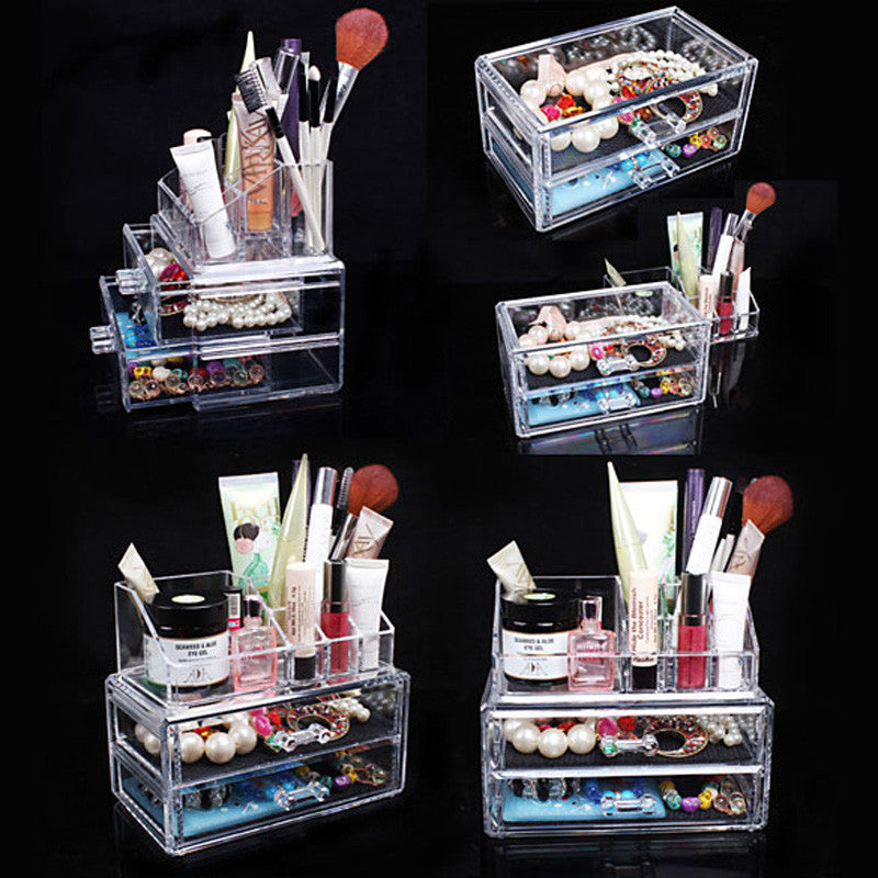 Cosmetic Makeup Storage Container Click Buy Beauty