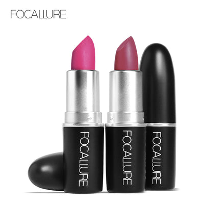 Focallure Long Lasting Matte Lipstick - 18 Beautiful Colors