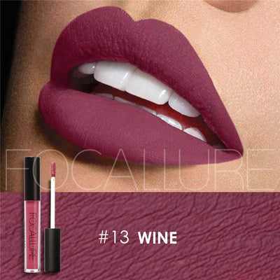 Long Lasting Waterproof Lipstick - 30 Beautiful Colors