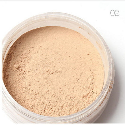 Focallure Translucent Loose Finishing Setting Powder - 1pcs - 3 Colors