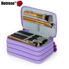 Hotrose Portable Makeup Case - 72 Brush Or Pencil Holder - 3 Colors