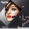 Magical Halo 12 Colors Lip Liner Set - Natural And Waterproof - 1 Pack / 12pcs