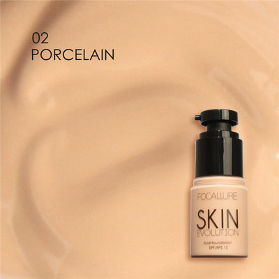Focallure Liquid Foundation SPF/FPS 15