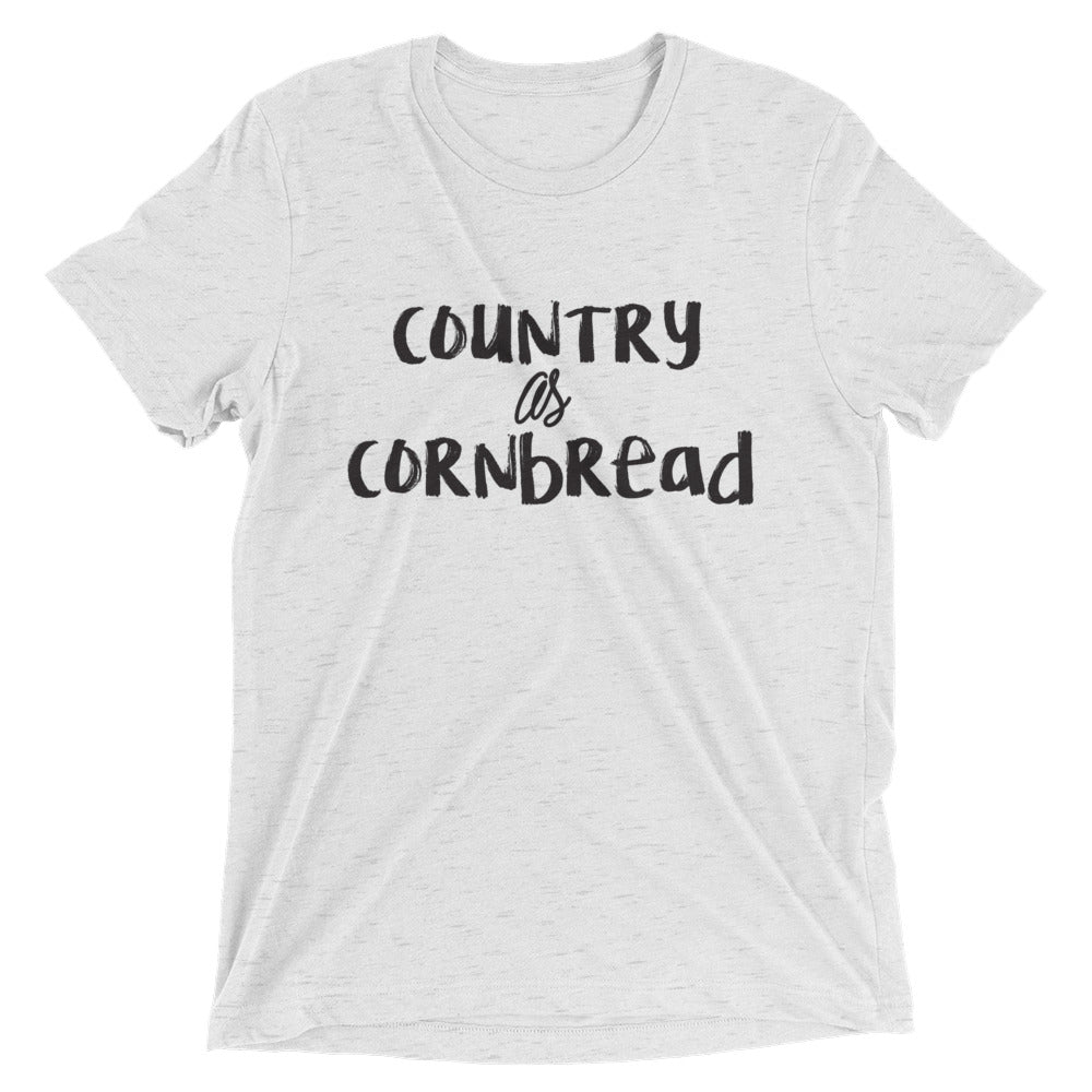 Country As Cornbread T-Shirt