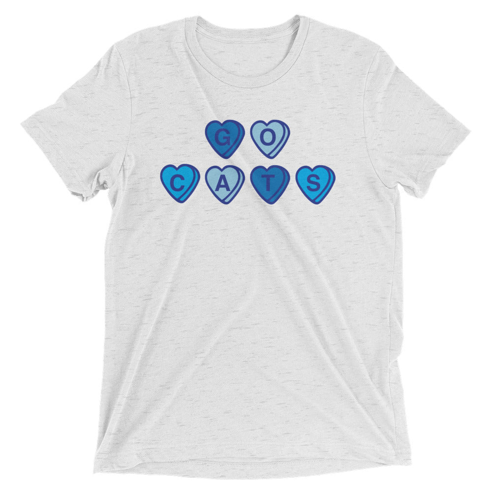 Valentines KY Short sleeve t-shirt