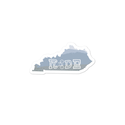 Ride Kentucky Sticker