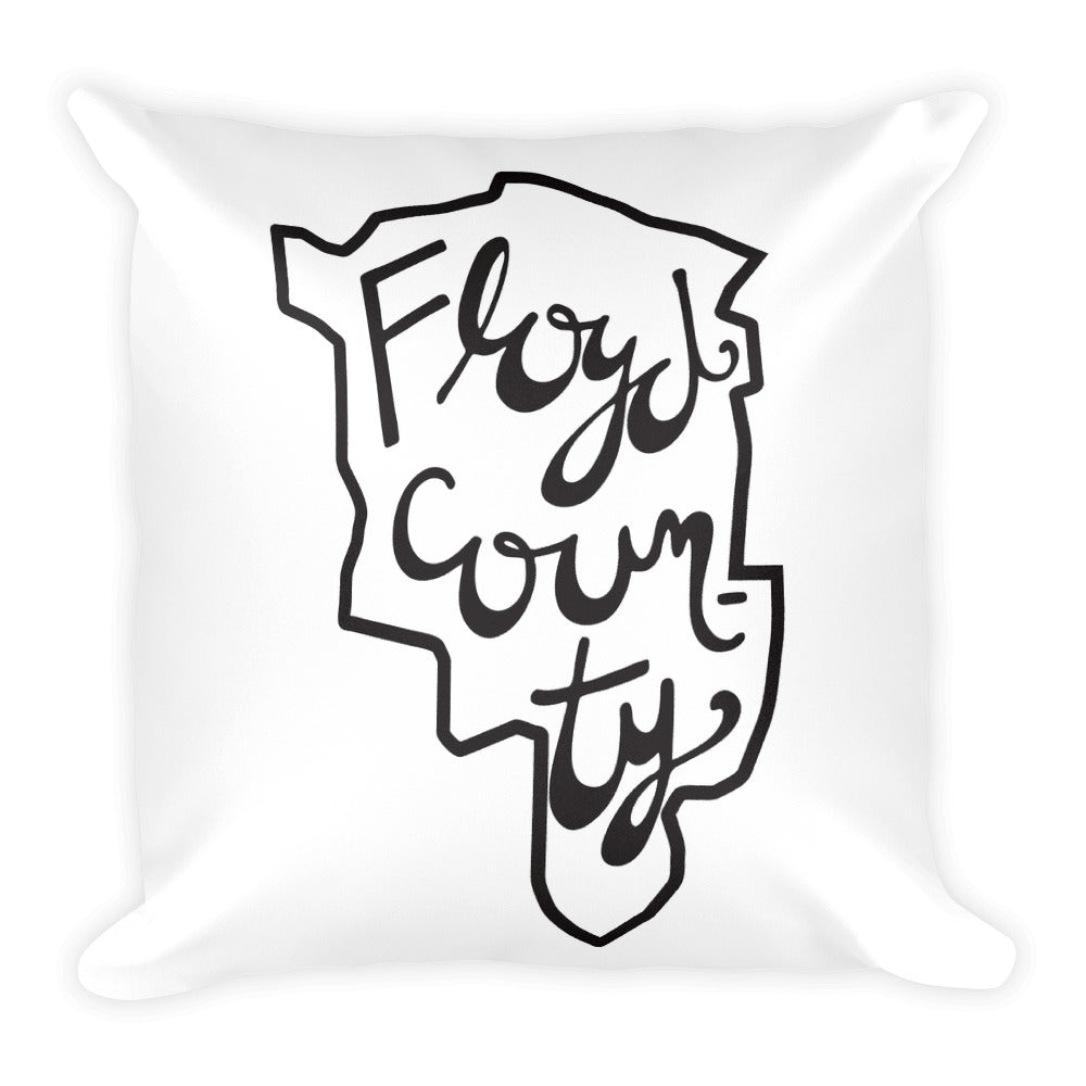 Floyd County Pillow