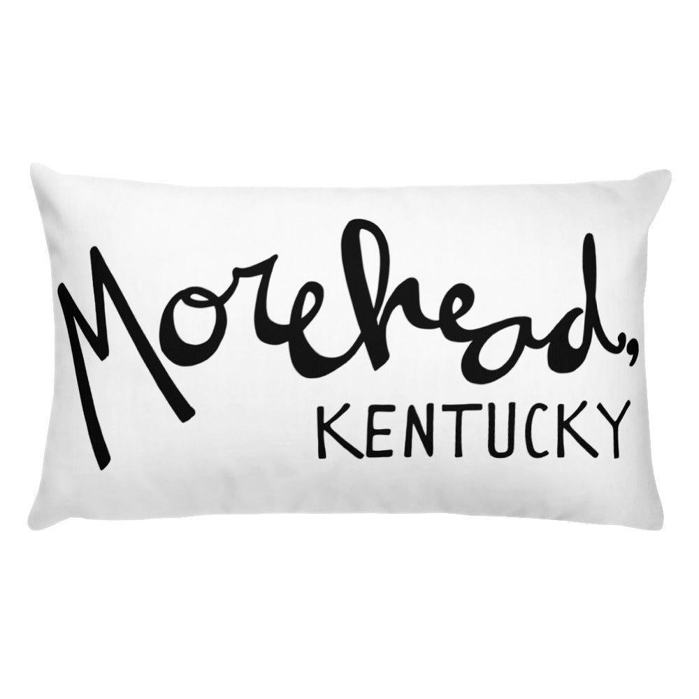 Morehead, KY Hometown Pillow