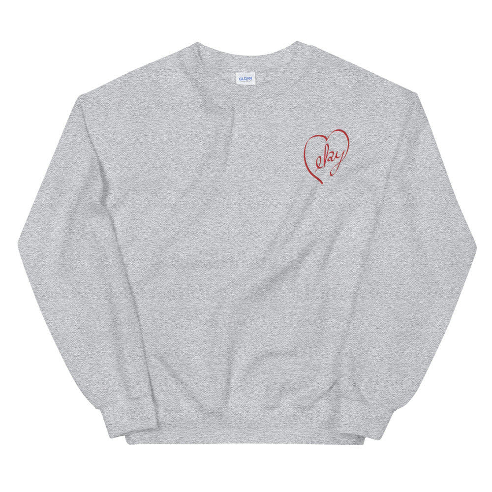EKY Embroidered Sweatshirt