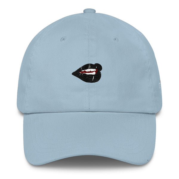 3bbd54abcc63f Classic Dad Cap (Available in 7 colors!) - Black Lips!