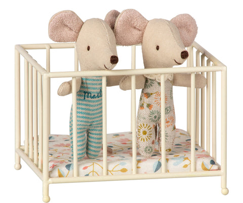 maileg playpen my off-white