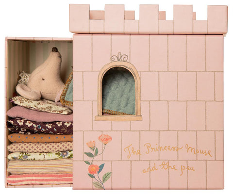 maileg princess and the pea mouse NEW VERSION