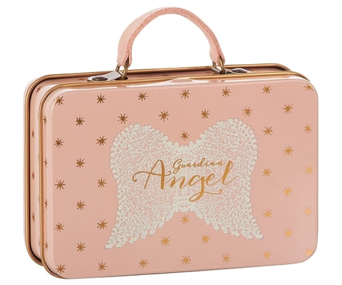 maileg suitcase with gold stars
