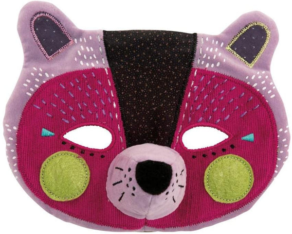 Moulin Roty Les Mask'ottes Esther The Panther Mask
