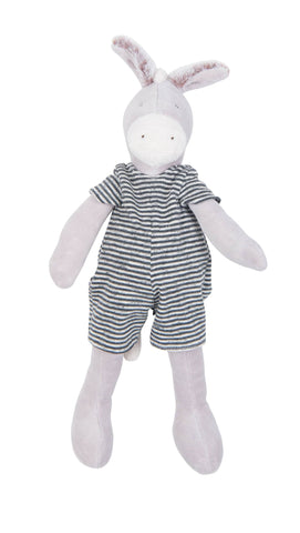 moulin roty la grande famille little Barnabe the donkey 30cm