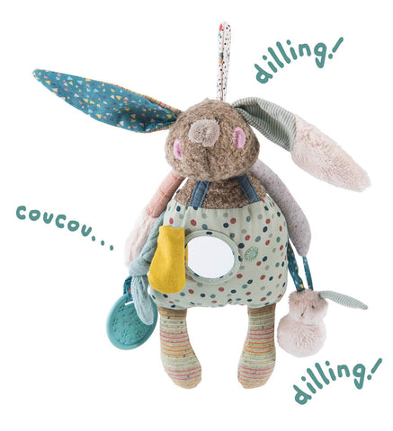 moulin roty les jolis trop beaux activity rabbit