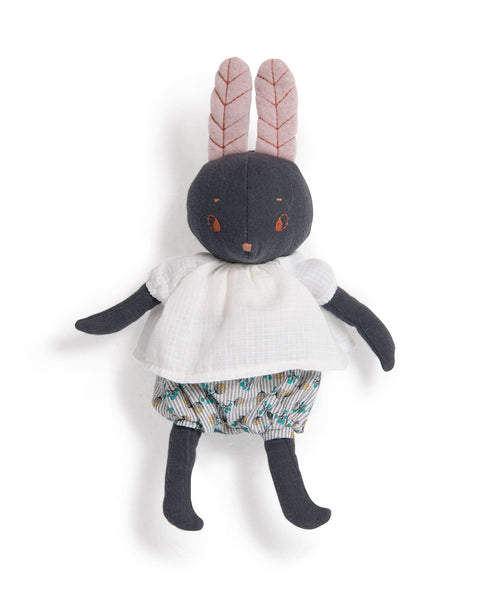 moulin roty Apres la pluie Lune the rabbit
