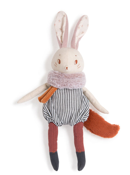 moulin roty Apres la pluie Plume the large rabbit