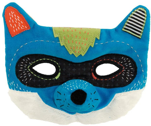 Moulin Roty Les Mask'ottes Filou The Wolf Mask