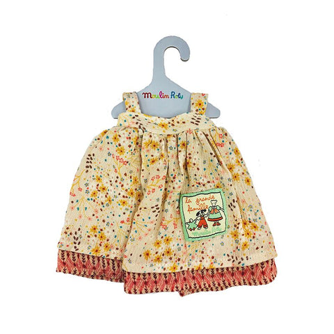 moulin roty la grande famille Felicie dress