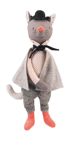moulin roty Il etait the gallant cat