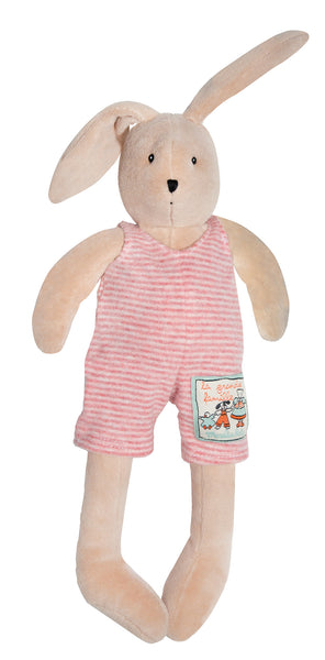 moulin roty la grande famillie sylvain the rabbit 30cm