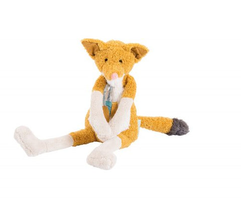 moulin roty le voyage d'olga Petite Chaussette the little fox - out of stock