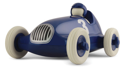 playforever bruno racing car metallic blue