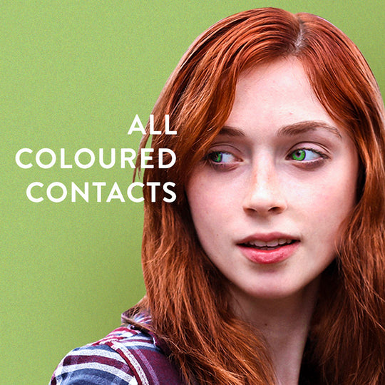 All Coloured Contacts