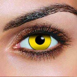 Yellow Out Contact Lenses (Pair)