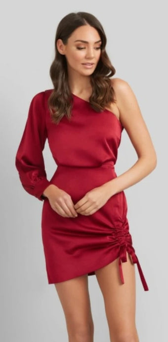 Kookai Vangeline Dress Red