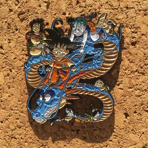 Dragon Ball OG's - Viberaider