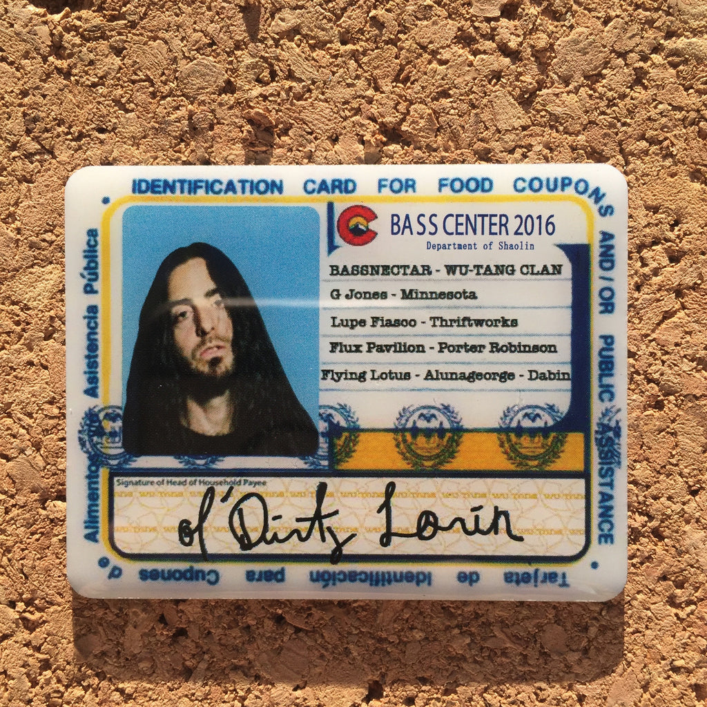Ol' Dirty Lorin Bass Center 2016 - Viberaider