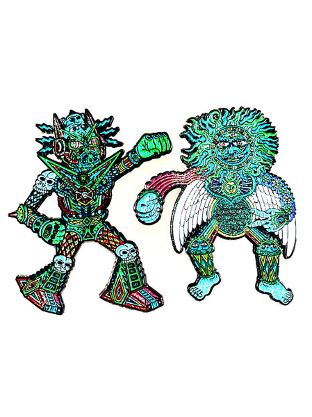 The Battle of Mind & Soul LE/50 Remix - Chris Dyer x Viberaider