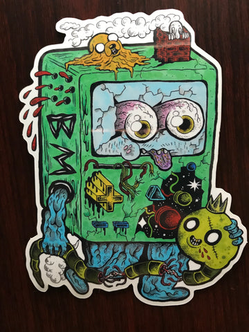 BMO Large Slap - Wooden Cyclops x Viberaider
