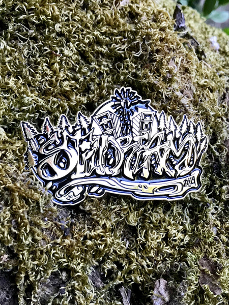 Stilldream 2019 Official Pin - Jay Sween x Viberaider
