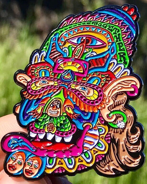 Feedback From Beyond - Chris Dyer x Viberaider